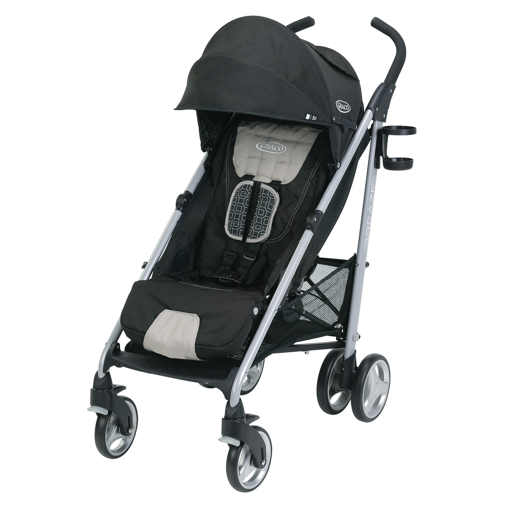 Graco Breaze Click Connect Umbrella Stroller, Pierce