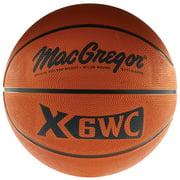 "MacGregor® Indoor/ Outdoor Official Size (29.5"") Rubber Basketball"
