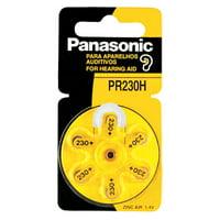 Panasonic ZA10 Hearing Aid Batteries 10 Wheels 6 Per Wheel + FREE SHIPPING