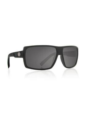 3d736b764de1d Product Image Double Dos Sunglasses Jet Black Frames Gray Polarized Lenses. Dragon  Alliance