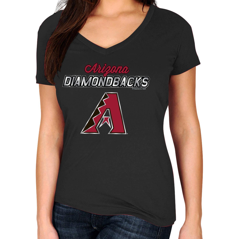 MLB Arizona Diamondbacks Plus Size Women's Basic Tee