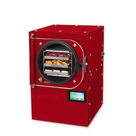 harvest right freeze dryer - the best way to preserve food - food dehydrator, small size, red (Best Dehydrator On The Market)