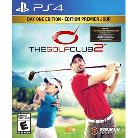MAXIMUM GAMES Golf Club 2 (PS4)