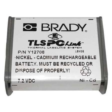 BRADY M-BATT-18801 Rechargeable Battery Pack Rechargeable Batt Pack