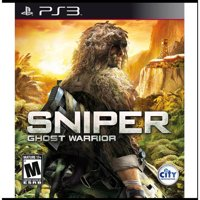 Sniper: Ghost Warrior (PS3) - Pre-Owned
