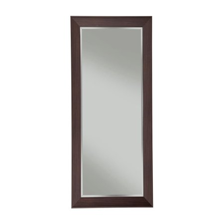Contemporary Mirror Collection (Sandberg Furniture Contemporary Espresso Full Length 65