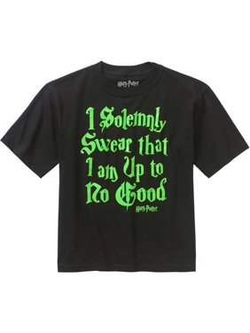 Harry Potter Solemnly Swear Graphic T-Shirt (Little Boys & Big Boys)