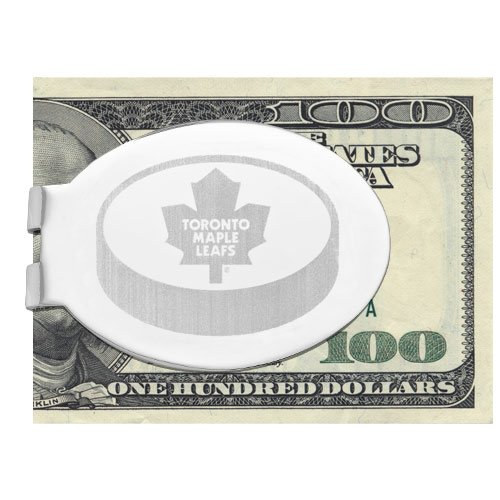 Toronto Maple Leafs TORONTO MAPLE LEAFS ENGRAVED MONEY CLIP