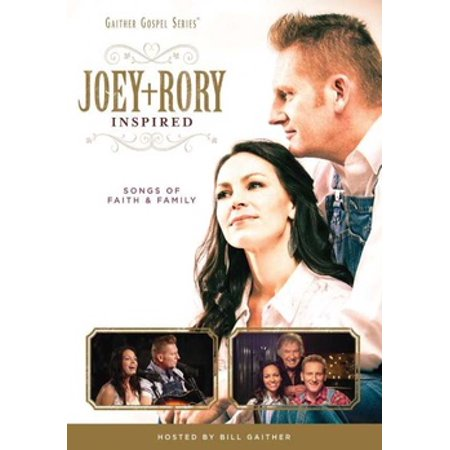 JOEY + RORY-JOEY + RORY INSPIRED (DVD)