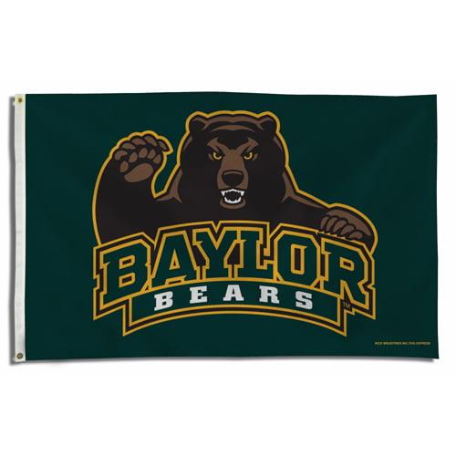 Baylor Bears NCAA 3x5 Flag