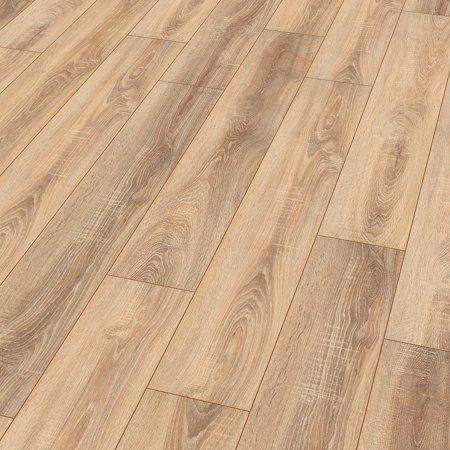 The Limited Edition V4s Nostalgic Natural Oak Wood Laminate Floor