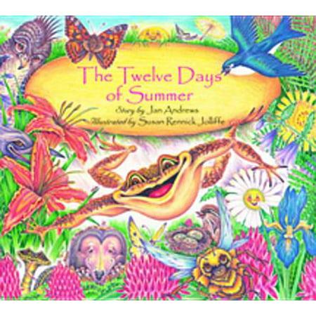 The Twelve Days of Summer - eBook