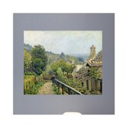 Wallhogs Sisley Louveciennes or, The Heights at Marly (1873) Wall Mural