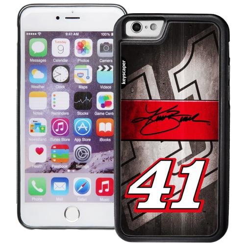 """Kurt Busch #41 Apple iPhone 6 (4.7"""") Bumper Case"""