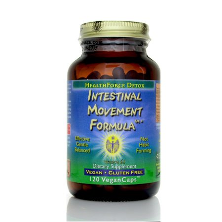Healthforce Intestinal Movement Formula, 120