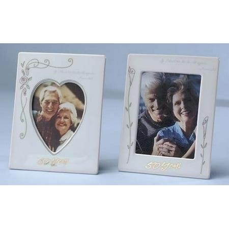 Roman Set of 24 Wedding 25th Anniversary Photo Picture Frames 4