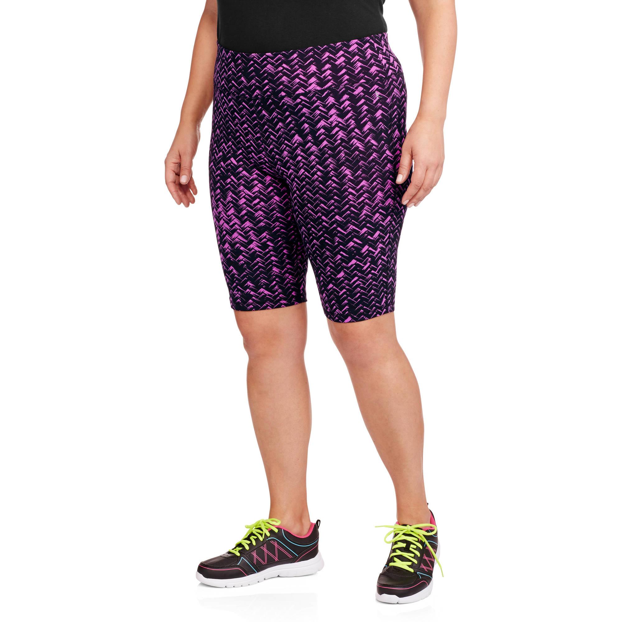 Danskin Now Women's Plus-sized Bike Short