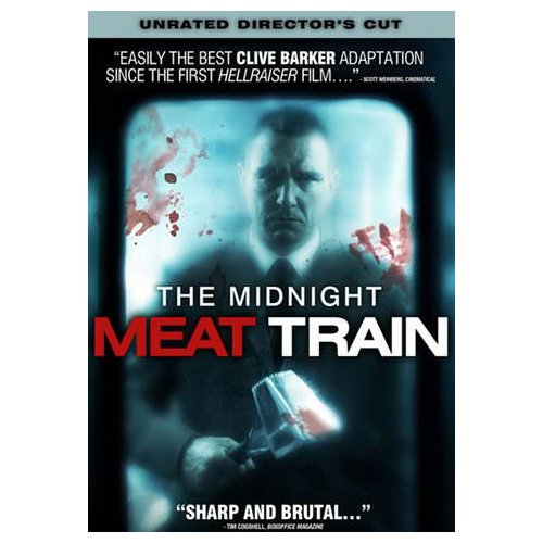 The Midnight Meat Train (Unrated Director's Cut) (2008)