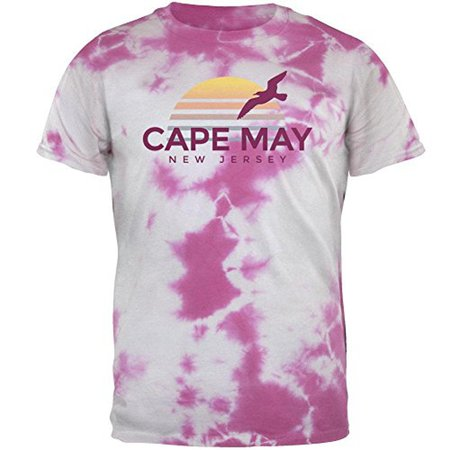 Beach Sun Cape May New Jersey Mens T Shirt