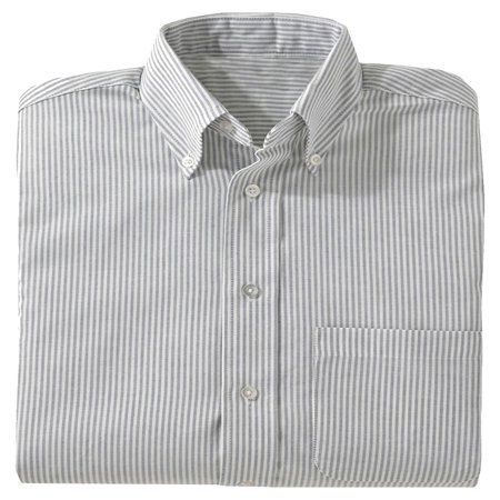 Edwards Garment Women's Easy Care Long Sleeve Oxford Shirt, Style