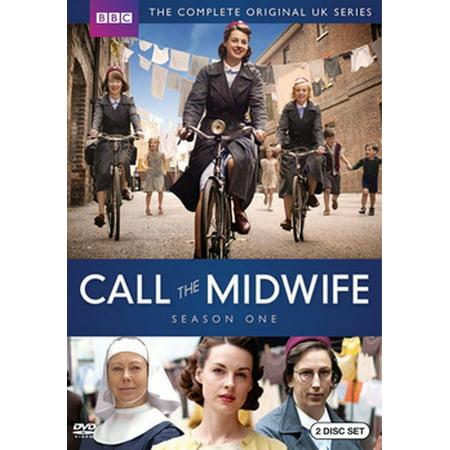Call the Midwife: Season One (DVD) (Hannah Montana Season 4)