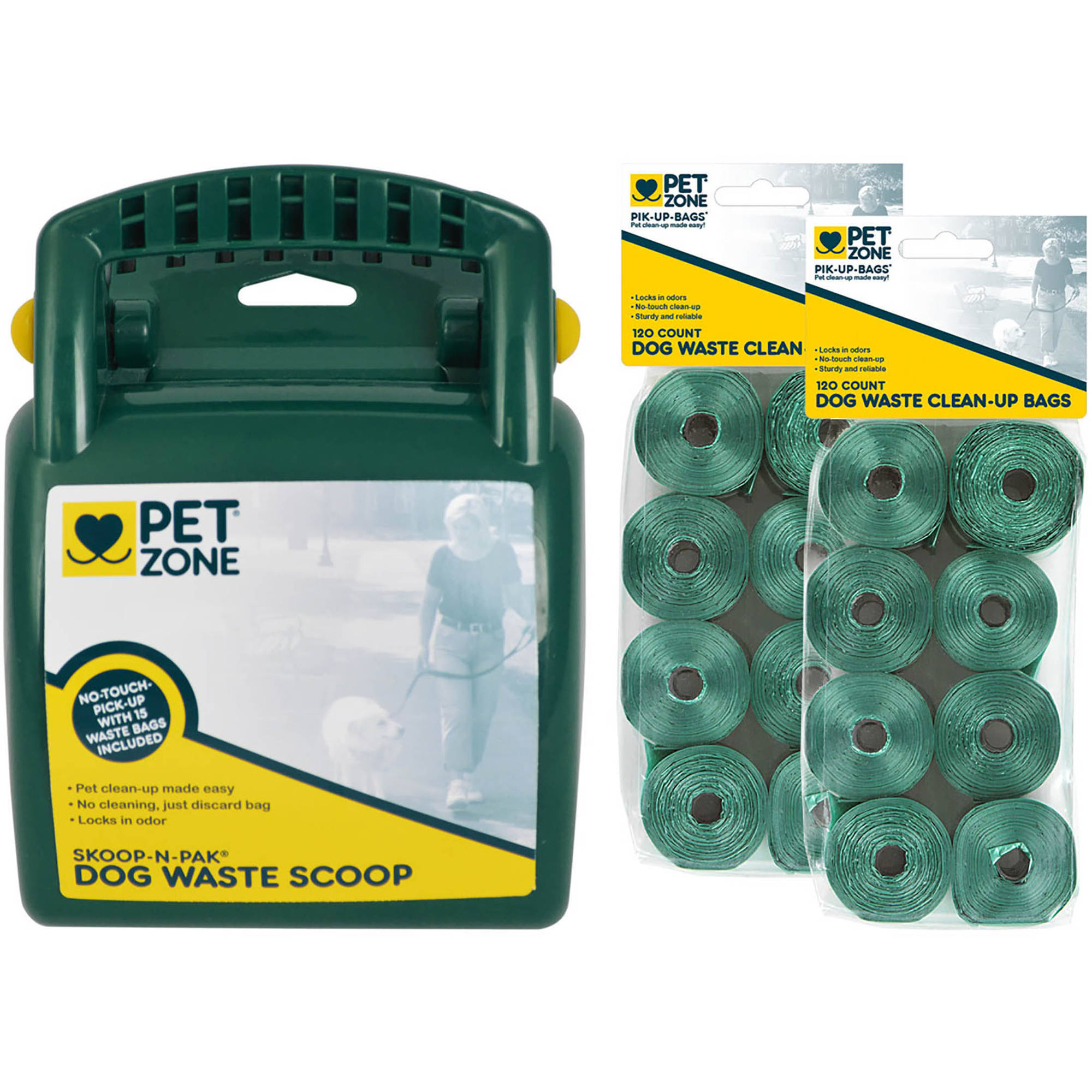 Pet Zone Oops and Scoop Kit