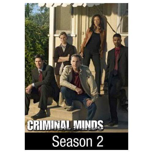 Criminal Minds: Season 2 (2006)