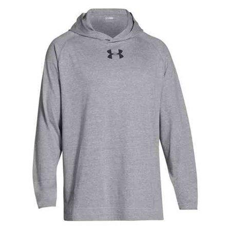 Under Armour Men's UA Stadium Hoodie Hoody Sweatshirt Sweats Pullover (Mens Under Armour Storm Fleece Pull Over Hoodie)