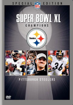 NFL Super Bowl XL Champions: Pittsburgh Steelers (DVD) by WARNER HOME VIDEO
