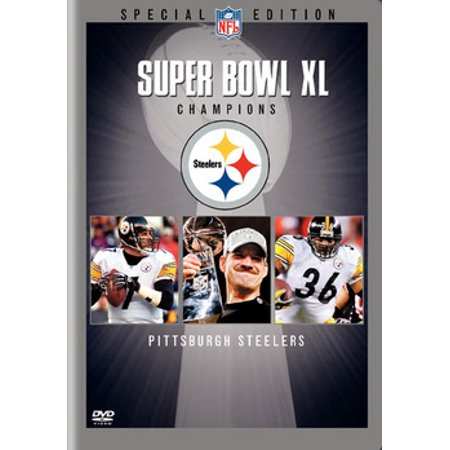 NFL Super Bowl XL Champions: Pittsburgh Steelers (DVD)