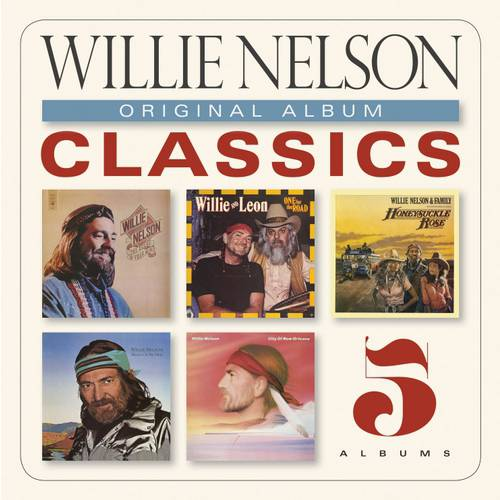 Original Album Classics, Vol. 1 (5CD)
