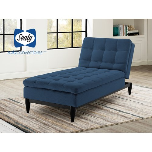 Sealy Montreal Convertible Chaise