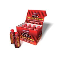 Tweaker Energy Shot, Pomegranate, 2 fl oz, 12 count