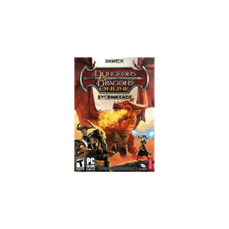 Dungeons & Dragons Online: StormReach - PC (Best Dungeons And Dragons Pc Game)