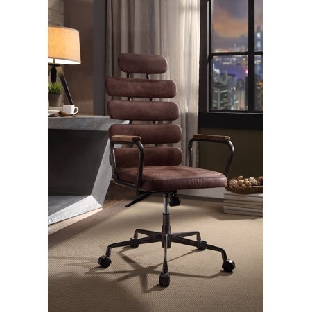 Super Acme Calan Executive Office Chair In Vintage Whiskey Top Grain Leather Gamerscity Chair Design For Home Gamerscityorg