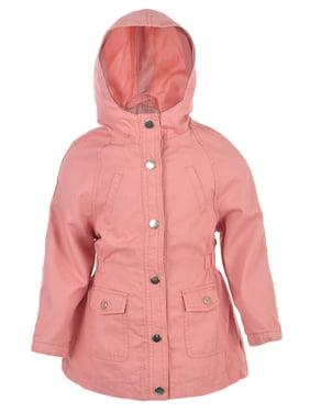 5073dac51ebd Toddler Girls Coats   Jackets - Walmart.com
