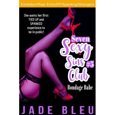 Secy Babes (Seven Sexy Sins Club #5: Bondage Babe -)