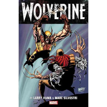 Wolverine by Larry Hama & Marc Silvestri 1 by