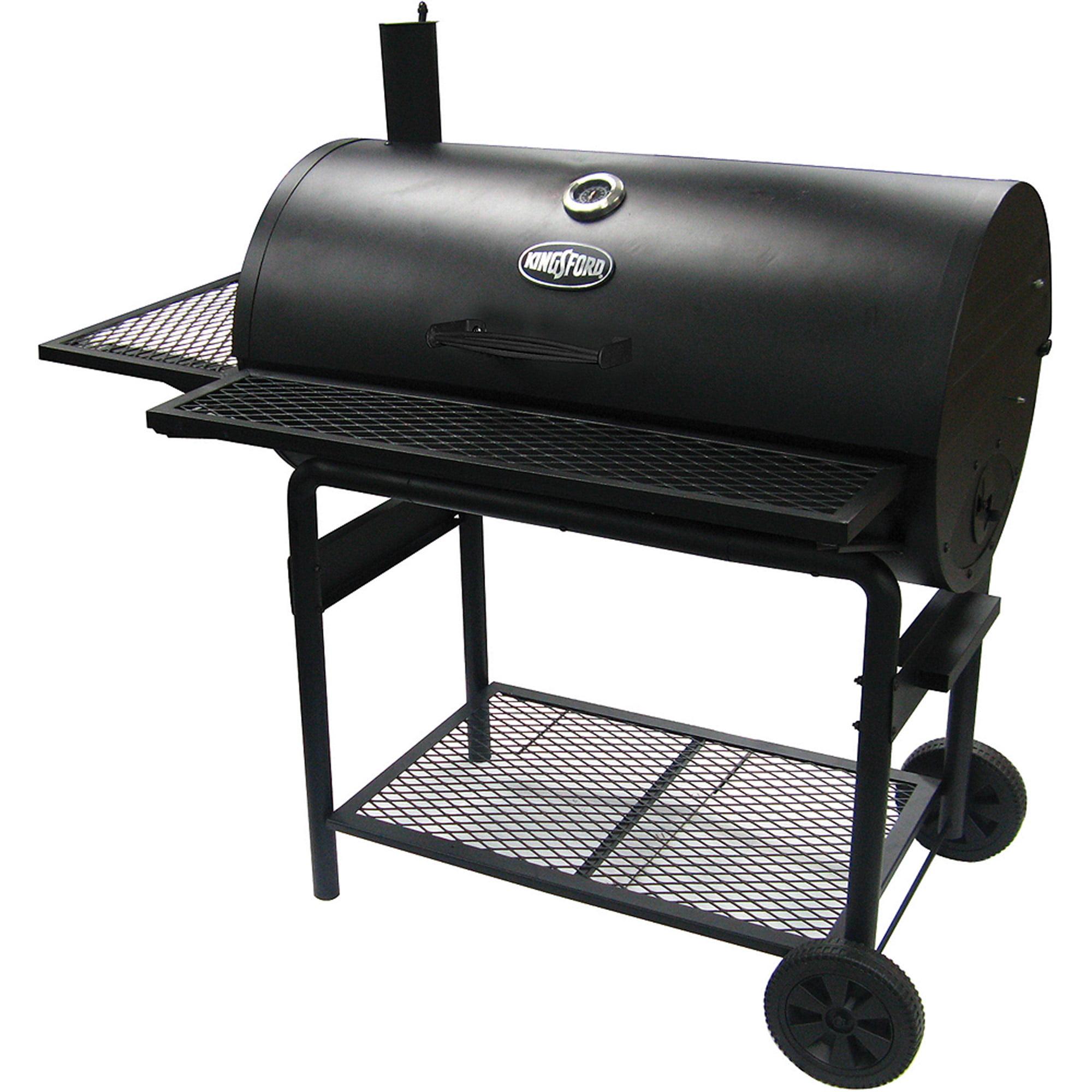 "Kingsford 37.5"" Barrel Charcoal Grill"