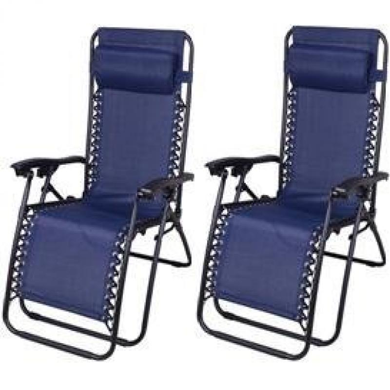 Outsunny Zero Gravity Recliner Lounge Patio Pool Chair - .  sc 1 st  Nextag & Aluminum gravity chair | Compare Prices at Nextag
