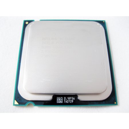 Intel Pentium E6500 Dual-Core 2.93GHz 2MB L2 Socket 775 CPU Processor