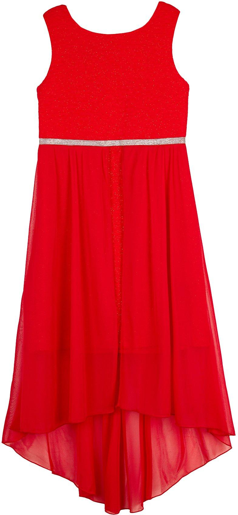Amy Byer Girls Pleated Front Pants
