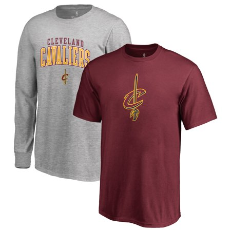 Cleveland Cavaliers Fanatics Branded Youth Square Up Combo T-Shirt Set - (University Square Cleveland)