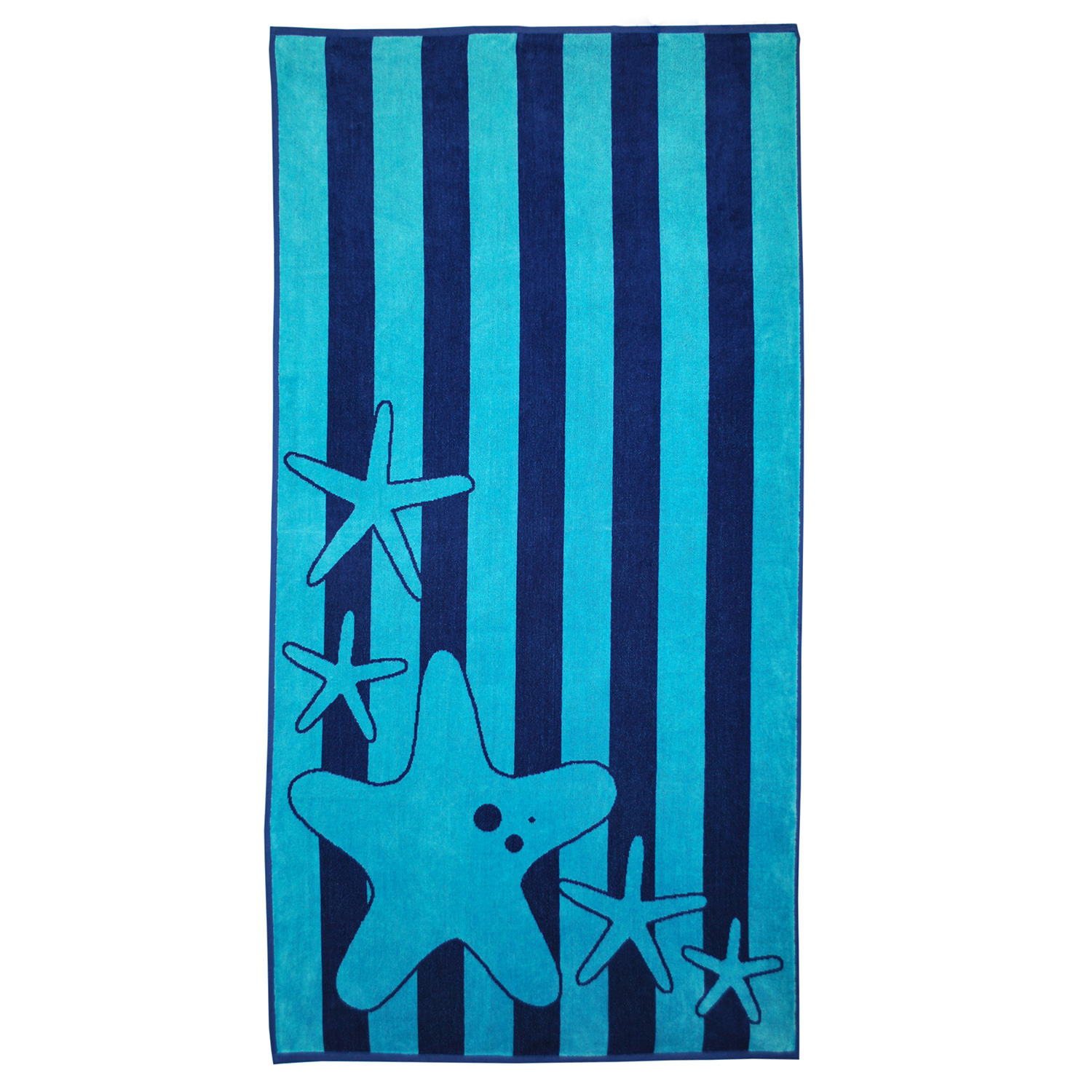 Over-Sized 100% Cotton Beach Towel