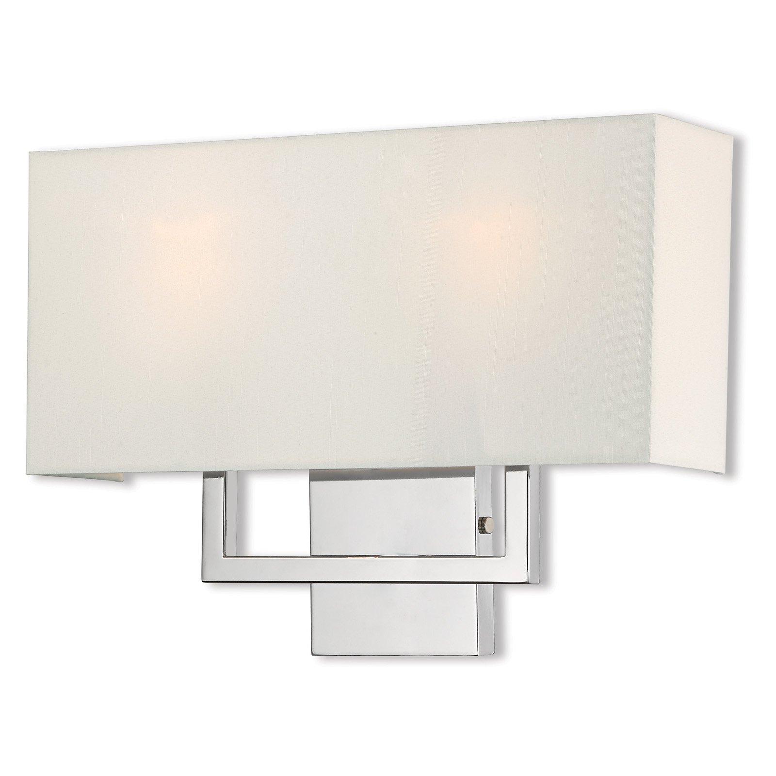 Livex Lighting Pierson 2 Light ADA Wall Sconce by Livex Lighting, Inc.