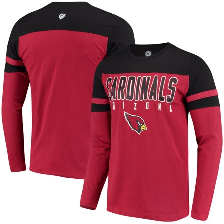 Arizona Cardinals Hands High Lifestyle Playoff Long Sleeve T-Shirt -