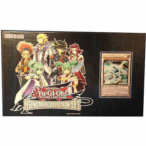 Yugioh Trading Card Game Legendary Collection, 5D's