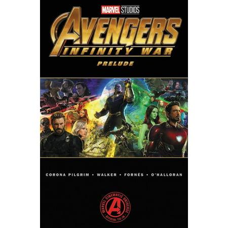 - Marvel's Avengers: Infinity War Prelude