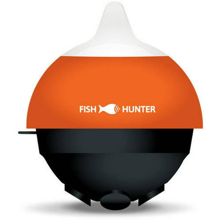Fishhunter directional 3d portable fish finder for Fish finder walmart