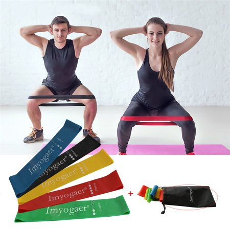 Fitness Equipment Strength Training Resistance Bands Rubber Crossfit Yoga Loops Sport Training Equipment ()